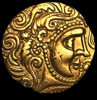 Celtic Coin